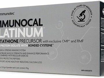 Ofreciendo Productos: Immunotec Immunocal Platinum