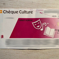 Vente: Chèques Culture (660€)