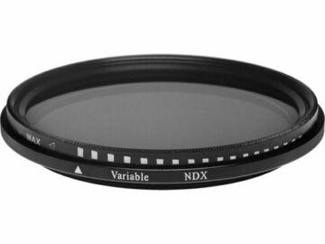 Vermieten: HAMA variabler ND-Filter 77mm