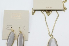 Buy Now: Dozen Lot of New Nordstrom Rack Necklaces & Earrings #2