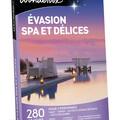 """Vente: e-coffret Wonderbox """"Évasion spa et délices"""" (159,90€)"""