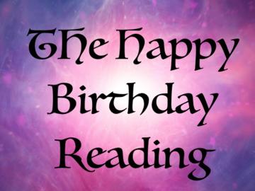 Selling: Happy Birthday Reading