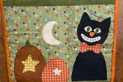 Selling with online payment: Boo Wall Hanging
