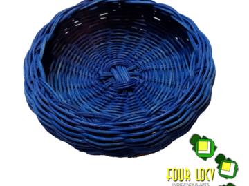 Selling: Southeastern Double Wall Basket (Deep Blue)