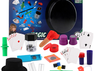 Compra Ahora: MAGIC SET FOR AGES 5 to 8