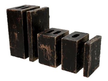 Vermieten: Appleboxen-Set mit Transportrolli
