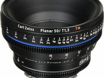 Vermieten: Zeiss CP2 50mm T1.5 PL Mount