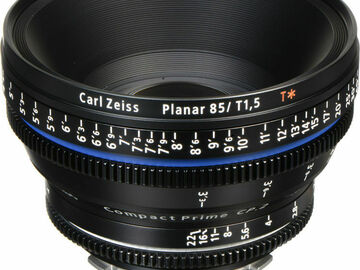 Vermieten: Zeiss CP2 85mm T1.5 PL Mount