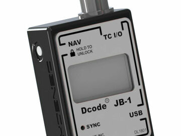 Vermieten: Denecke JB-1 Syncbox Timecode Generator
