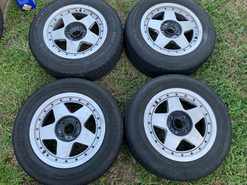 Selling: 14in ATS Classics wheels 4x100 RARE VW BMW OPEL GERMAN EURO