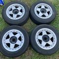 Selling: 14in ATS Classics wheels 4x100 RARE VW BMW OPEL GERMAN EURO