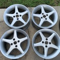 Selling: 15in Racing Dynamics RGR 15x7 4x100 ITALY