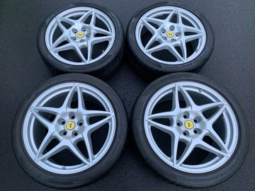 Selling: Ferrari 599 OEM Speedline Wheels 5x114.3 5x4.5 GTO RARE FORGED IT
