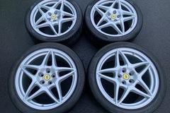 Selling: Ferrari 599 OEM Speedline Wheels 5x114.3 5x4.5 GTO RARE FORGED IT