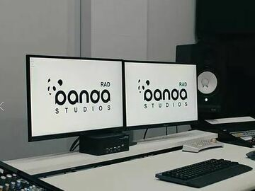 Rent Podcast Studio: Rad Panda Studios