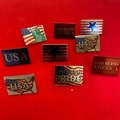 Buy Now: 288 pcs-- Patriotic Pin Jewelry-- $75.00