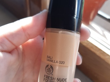 Venta: Fresh nude the body shop 1 uso.