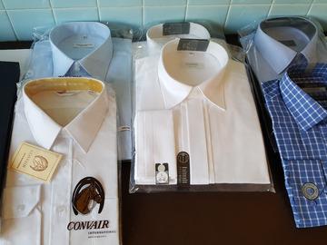 Vente: chemises neuves