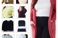 Buy Now: SELLERS NEW STOCK! Ladies clothing DOUBLE YOUR MONEY & inventory!