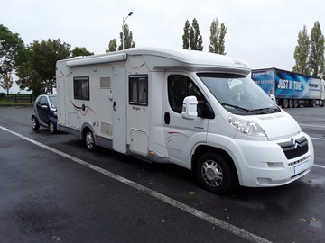 Vente: Camping car challenger. Mageo 116