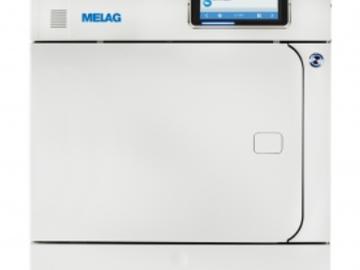 Nieuwe apparatuur: Melag sterilisatie apparatuur bij Dentalbauer