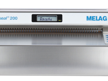 Nieuwe apparatuur: Melag sterilisatie apparatuur bij Dentalair