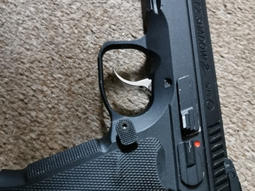 Selling: ASG CZ shadow 2 CO2 Blowback pistol