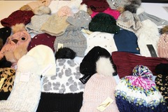 Buy Now: 50 Piece High End Womens Winter Hats