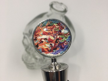 : Bottle stopper - Dragon boat race