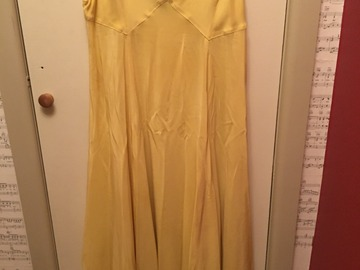 Selling: SILK DRESS