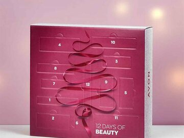 Selling with online payment: 12 Days Of Beauty Advent Calendar