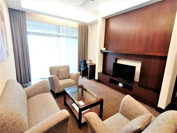 For rent: STUDIO @ THE GARDENS RESIDENCE, MID VALLEY