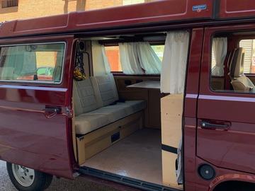 Rentals : 1987  VW Vanagon