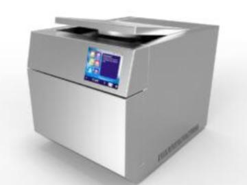 Nieuwe apparatuur: Davenport sterilisatie apparatuur