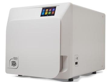 Nieuwe apparatuur: Faro sterilisatie apparatuur bij e-dental