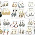 Buy Now: 24 Pair Allison Reed Earrings-Priced $29.00 Pair = $696.00