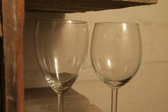 Ilmoitus: myyty: Viinilasit 83 kpl