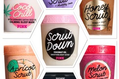 Buy Now: Mixed Lot Facial Scrubs ($115+)