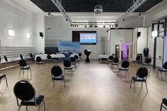 Vermiete Gym pro H: Räume zum Tanzen und mehr