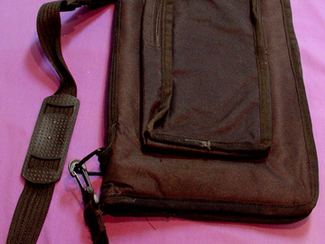 Selling with online payment: USA made drum stick canvas bag