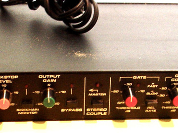 Selling with online payment: DBX 166 compressor