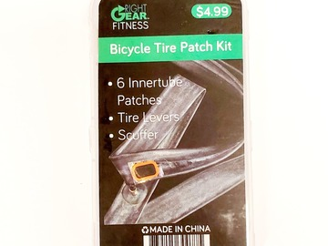 Compra Ahora: Right Gear – Inner Tube Patch Bicycle Repair Kit