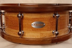 Selling with online payment: Klemm Drums 14x5.5 Combination wood snare drum