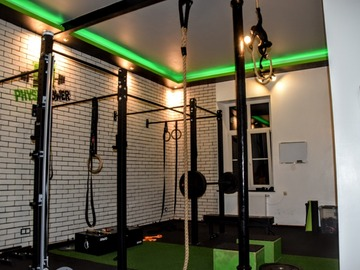 Vermiete Gym pro H: PhysioPower Fitnessstudio