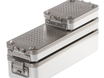 Nieuwe apparatuur:  Melag sterilisatie apparatuur bij Gerl VDB