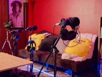 Rent Podcast Studio: Hype Studios LA
