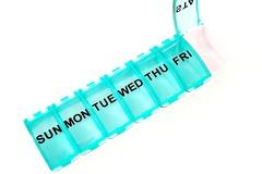 Buy Now: Jumbo Travel (7-Day) Pill, Medicine, Vitamin Organizer Box