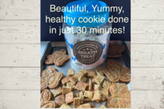 Selling: Breath Treat Cookie Mix