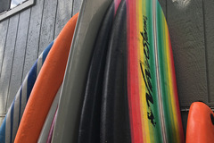For Rent: costco wavestorm 8ft soft surfboard world famous