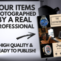 Offering online services: Magazine quality product photography - full day shoot